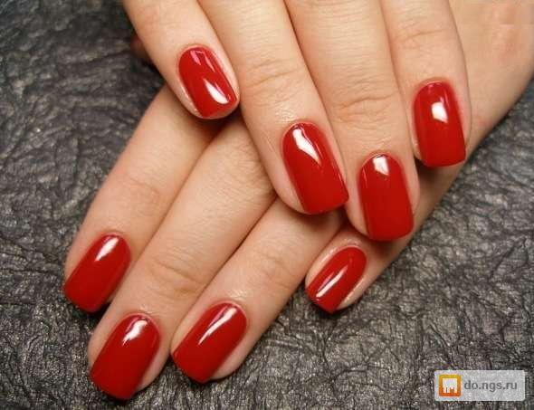 Дизайн ногтей гелем пошагово фото