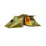 продам палатку 4 местную разделены комнаты раздельно, Новосибирск