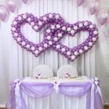 Оформление свадьбы, праздников, Новосибирск