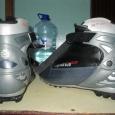 продам лыжные ботинки Alpina 46р, для беговых лыж, Новосибирск