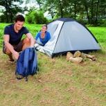Продам палатку 2 местную 145*206*110см, Новосибирск