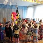 Клоуны, фиксики, Дед Мороз и Снегурочка, Новосибирск