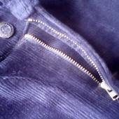 продам вельветовые джинсы на девочку, Новосибирск
