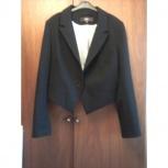 Продам новый пиджак, Швеция, можно как школьный, Новосибирск