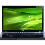 Лучшая Цена за ноутбук Acer V3-571G-33114G50Makk Intel Core i3 3110, Новосибирск