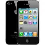 Apple iPhone 4S 8Gb рст чёрный. Оригинал, Новосибирск