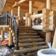 Милый сердцу Рубленый Дом. Строительство рубленых домов,бань из бревна, Новосибирск