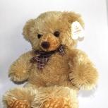 Мягкая игрушка Aurora Медведь бежевый 46см Новый, Новосибирск