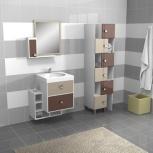 Купить недорогую качественную мебель для ванной и санузла, Новосибирск
