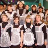 платье и фартук на последний звонок, Новосибирск