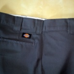 Мужские брюки Dickies. Цвет серый. Новые. Пр-во Ю.Америка, Новосибирск