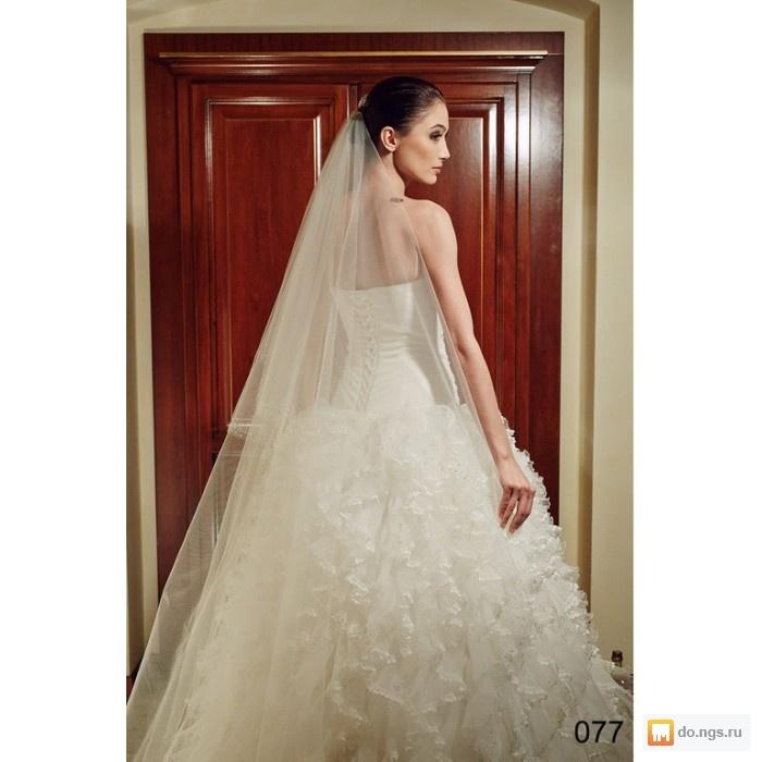 Роскошные свадебные платья в новосибирске
