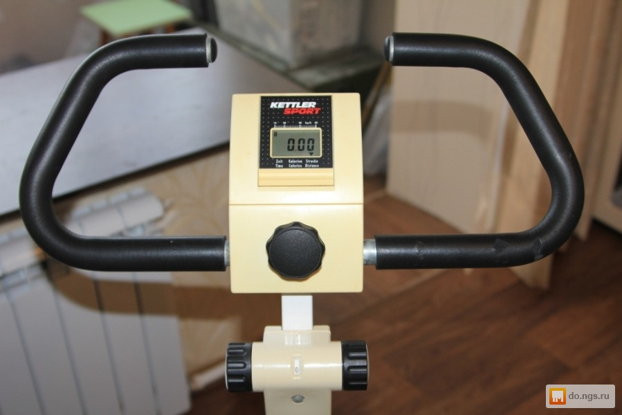 велотренажер Kettler D 59469 инструкция - фото 4