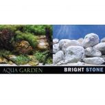 Аквариумный фон  Aqua Garden/Bright Stone, Новосибирск