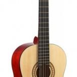 Классическая гитара MARTINEZ C-91/N, цвет: натуральный, Новосибирск