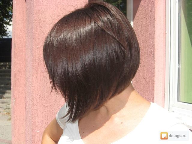 показать фото прически стрижки покраска волос санкт петербург