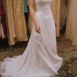 Струящийся свадебное платье, Новосибирск