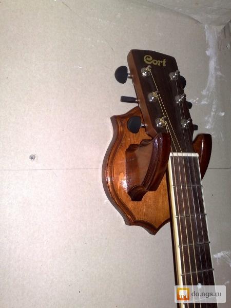 Как сделать держатель для гитары своими руками