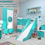 """Детская мебель """"Морячок (Топаз)""""   комплект, Новосибирск"""