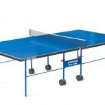 Теннисный стол всепогодный Start Line Game Outdoor 2 с сеткой 6034, Новосибирск