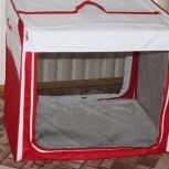 Выставочная клетка-палатка, Новосибирск