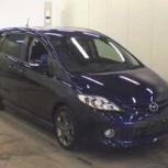 Аренда с правом выкупа Mazda Premacy 2010 год 7 мест без пробега РФ, Новосибирск