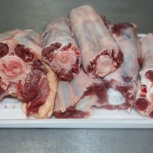 Мясные продукты для собак - хвосты говяжьи, Новосибирск