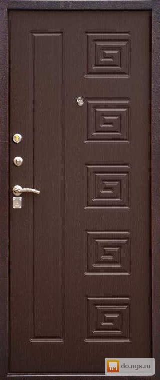 стальная входная дверь цвет венге с двух сторон производитель цена
