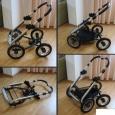 Продам коляску Mutsy Urban Rider-люлька, прогулка, шезлонг. Голландия, Новосибирск