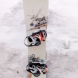Сноуборд K2 с креплениями Raiden, Новосибирск