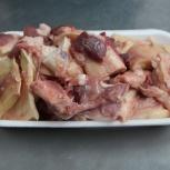 Мясные продукты для собак - говяжья жилка (резаная), Новосибирск