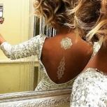Украшения на тело: придайте своему свадебному образу блеска!, Новосибирск
