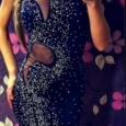Красивое платье (сетка, камни), Новосибирск
