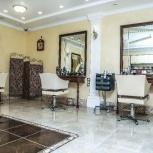 Сдам в аренду место для парикмахера в салоне красоты премиум уровня, Новосибирск