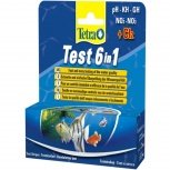 Тест для воды TETRA 6 в 1, Новосибирск