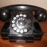 Продам телефонный аппарат СССР, 50-е годы., Новосибирск