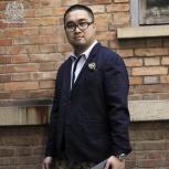 мужской пиджак лен (без подклада) р. на 56-58, Новосибирск