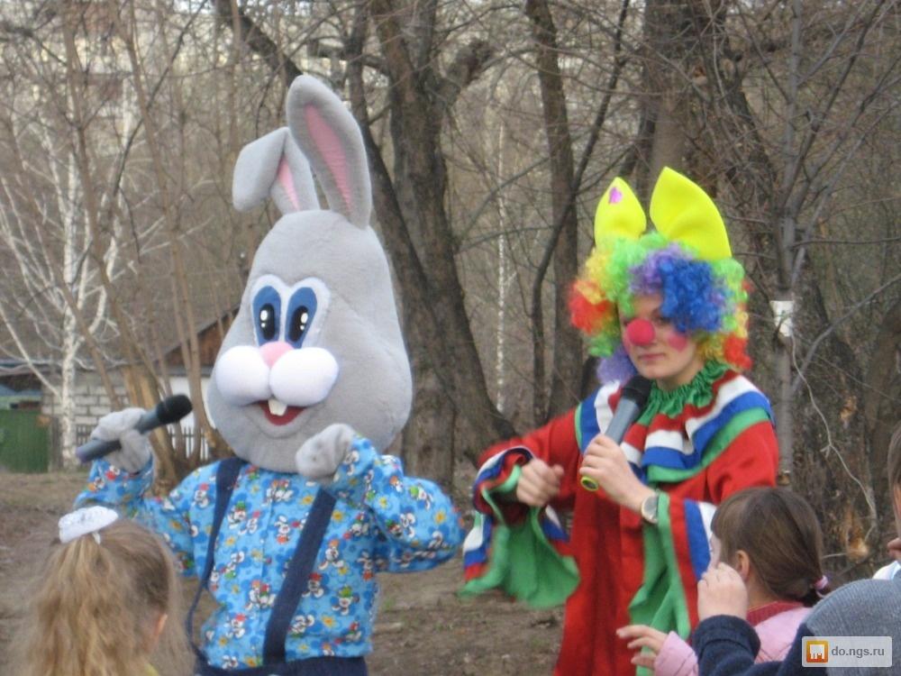 заказать шоу на детский праздник