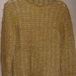 Пуловер мохер/шерсть, р-44 (46), Новосибирск