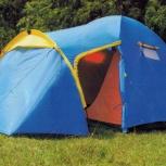 Продам новую 4-5местную туристическую палатку с тамбуром, Новосибирск