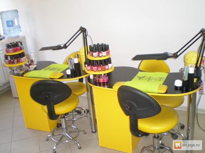 Мебель оборудование для маникюра