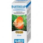 Противогрибковый препарат для рыб - Антипар, Новосибирск