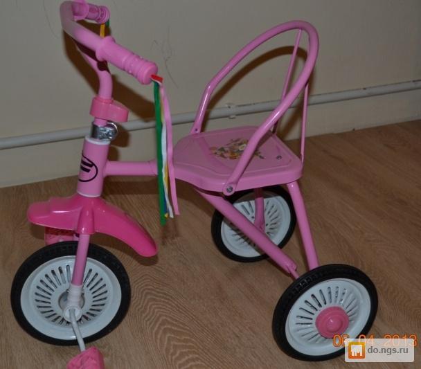 Велосипед предназначен для детей от 1,5 лет Возможна доставка. продам детск