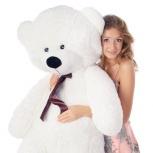 Большой плюшевый медведь 1.8 м, Новосибирск