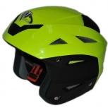 Шлем для сноуборда Vega Solid неон глянцевый, Новосибирск