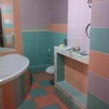 Ремонт ванных комнат. Отделка квартир, коттеджей, офисов под ключ, Новосибирск