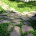 Камень для мощения дорожек и тропинок, Новосибирск