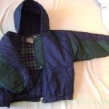 продам новую курточку на мальчика размер 34 весна-осень США, Новосибирск