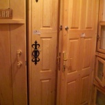Деревянные двери вхоные с утеплителем, производство  М2, Новосибирск