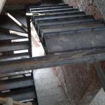 Лестница (каркас) с монтажом высота 3,5 метра, Новосибирск
